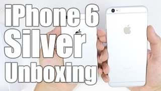 getlinkyoutube.com-iPhone 6 Unboxing (Silver)