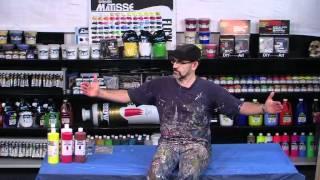 getlinkyoutube.com-Abstract Artist Talk Glenn Farquhar Learn to Paint Abstract Art Demonstration