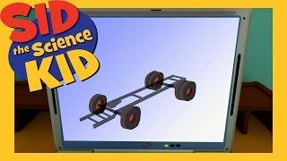 getlinkyoutube.com-How Wheels Work - Sid The Science Kid - The Jim Henson Company