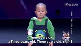 getlinkyoutube.com-Aksi Bocah 3 Tahun yang memukau Jet Lee
