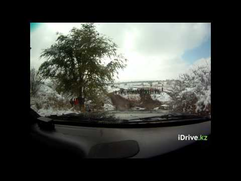 Toyota Surf 130 on Offroad competition GoPro