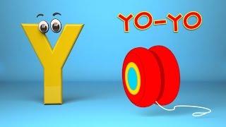getlinkyoutube.com-Phonics Letter- Y song
