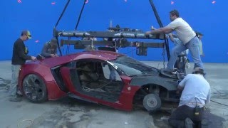 Furious 7 Behind the Scenes Part 5 width=