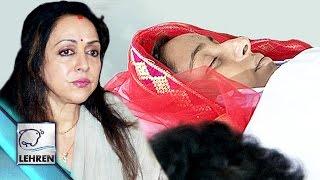 getlinkyoutube.com-Hema Malini's HARSH Comment On Pratyusha Banerjee Suicide Case | LehrenTV