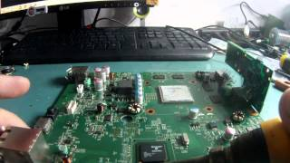getlinkyoutube.com-Desbloqueio LTU2 Xbox 360 Super Slim Corona V6
