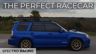 getlinkyoutube.com-Forester STI - Part 5: Daily Driver, Racecar and Doggie Hauler