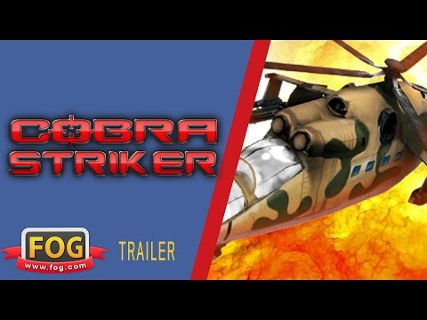 Cobra Striker Trailer