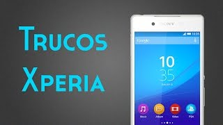 getlinkyoutube.com-10 Trucos Sony Xperia