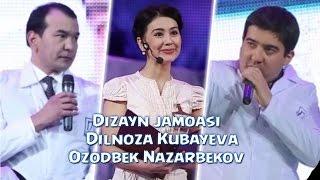 getlinkyoutube.com-Dizayn jamoasi - Dilnoza Kubayeva va Ozodbek Nazarbekov | Дизайн жамоаси - Дилноза ва Озодбек