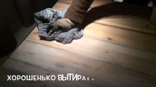 getlinkyoutube.com-Окраска дерева с эффектом старины