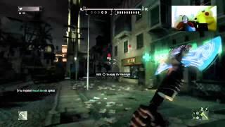getlinkyoutube.com-Dying Light Night Hunter:Rank 3 Apex Predator Fight I Win
