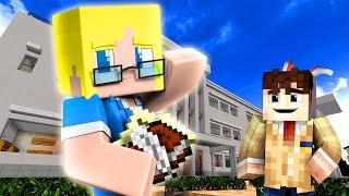 getlinkyoutube.com-Yandere High School - NEW TEACHER! (Minecraft Roleplay) #9