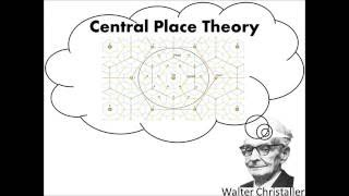 Central Place Theory Rap