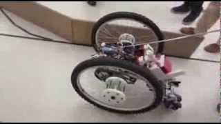 getlinkyoutube.com-Princeton Robot Race - Final project from MAE 322 (Mechanical Design), Spring 2013