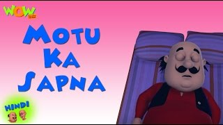 getlinkyoutube.com-Motu Ka Sapna - Motu Patlu in Hindi