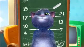 getlinkyoutube.com-Talking Tom ep Growing youngster Game for Kids
