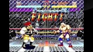 getlinkyoutube.com-World Heroes (PlayStation 4) Arcade as J. Carn