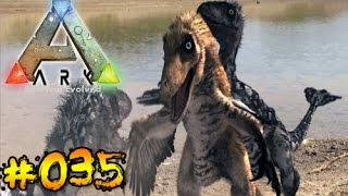 ARK #035 Raptoren paaren [Deutsch/HD]