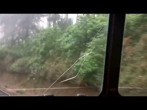 Ride From Train- From Bandarawela To Nuwara Eliya 2