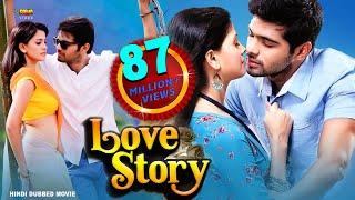 LOVE STORY (2017) South Indian Hindi Dubbed Romantic Action Movies | Aditya