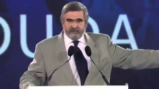 getlinkyoutube.com-Janusz Rewiński (Siara) miażdży Komorowskiego
