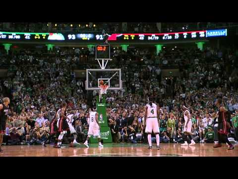 NBA Mini Movie: 2012 Eastern Conference Finals