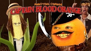 getlinkyoutube.com-Annoying Orange HFA: Captain Blood Orange