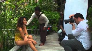 Miss Nepal 2012 Shristi Shrestha Hot Photoshoot Part 2