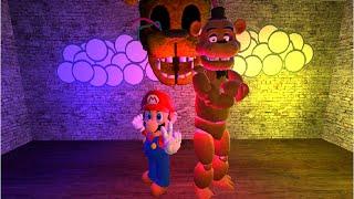 getlinkyoutube.com-{SFM} Mario And Freddy Fazbear 2 The Return Of Golden Freddy [Movie]