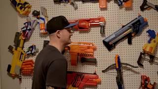 getlinkyoutube.com-NERF WAR: Chainsaw Massacre!