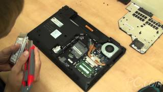 "getlinkyoutube.com-How To Lenovo G570 hard drive 2.5"" replacement tutorial"