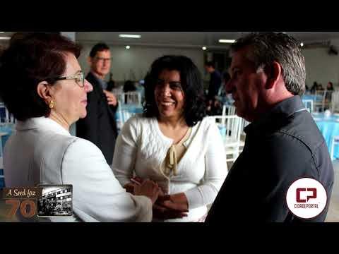Secretária do Estado de Educação Ana Seres Trento Comim em Rancho Alegre do Oeste - Cidade Portal
