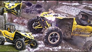 Yamaha YXZ Fails ABCs & Can-Am Carnage -  YXZ 1000 Blows Clutch