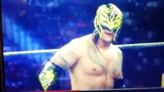 Rey mysterio highlights here comes the Boom