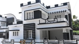 getlinkyoutube.com-Athani, 5 cents plot and 1750 sq ft, modern style house for sale in Athani, near Cochin Airport
