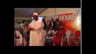 Déclaration liminaire en Bambara de Ibrahim Boubacar Keita a l´issue du 1er tour de la présidentiell