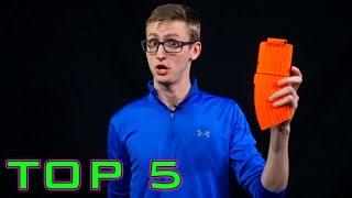 getlinkyoutube.com-TOP 5 Things Nerf Noobs Do