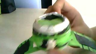 getlinkyoutube.com-Paper Ben 10 Alien Force Omnitrix