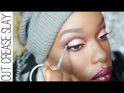 Cut Crease | Natasha Denona Palette BOOOMB ASF!