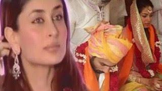 getlinkyoutube.com-Kareena Kapoor's SHOCKING REACTION on Shahid Kapoor's Wedding