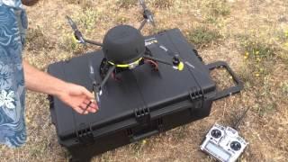 getlinkyoutube.com-HSE RDASS UAV  The cutting-edge quadcopter