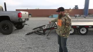 getlinkyoutube.com-Diesel Dave Show, Episode 3 - Trailer Loading