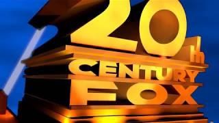 20th Century Fox 1981 1953 and 1994 style dream logo