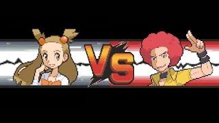 getlinkyoutube.com-Pokemon: Jasmine VS Flint