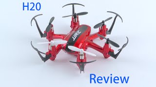 JJRC H20 Nano Hexacopter Review and Flight Test