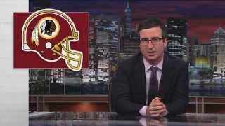 getlinkyoutube.com-The Washington Redskins: Last Week Tonight with John Oliver (HBO)