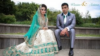 getlinkyoutube.com-Pakistani Wedding Video Highlights l High Wycombe l UK l 2015 l Wasim