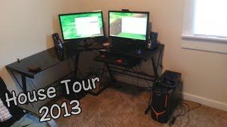getlinkyoutube.com-WiiRikeToPray House Tour 2013