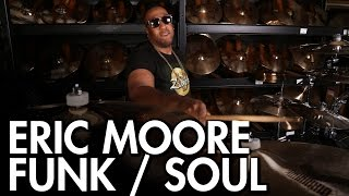 Zildjian Performance - Eric Moore - Funk / Soul width=
