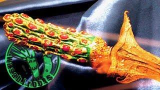 Legendary Magical Weapon #3. Hang Tuah's Keris, Taming Sari
